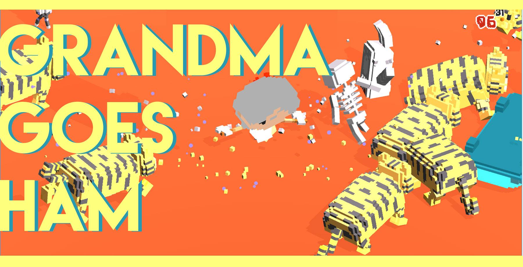 Grandma Goes Ham