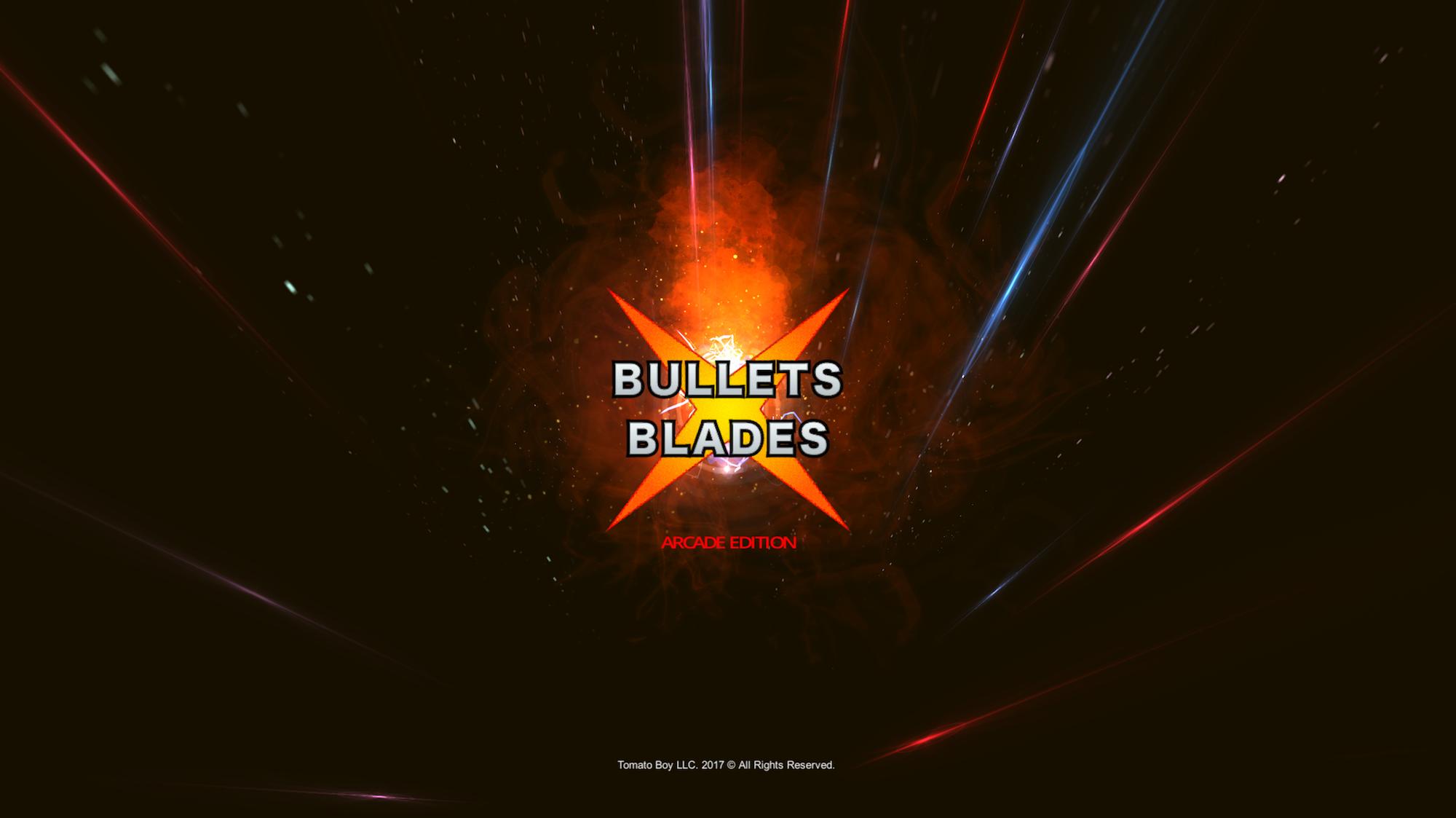 Bullets X Blades
