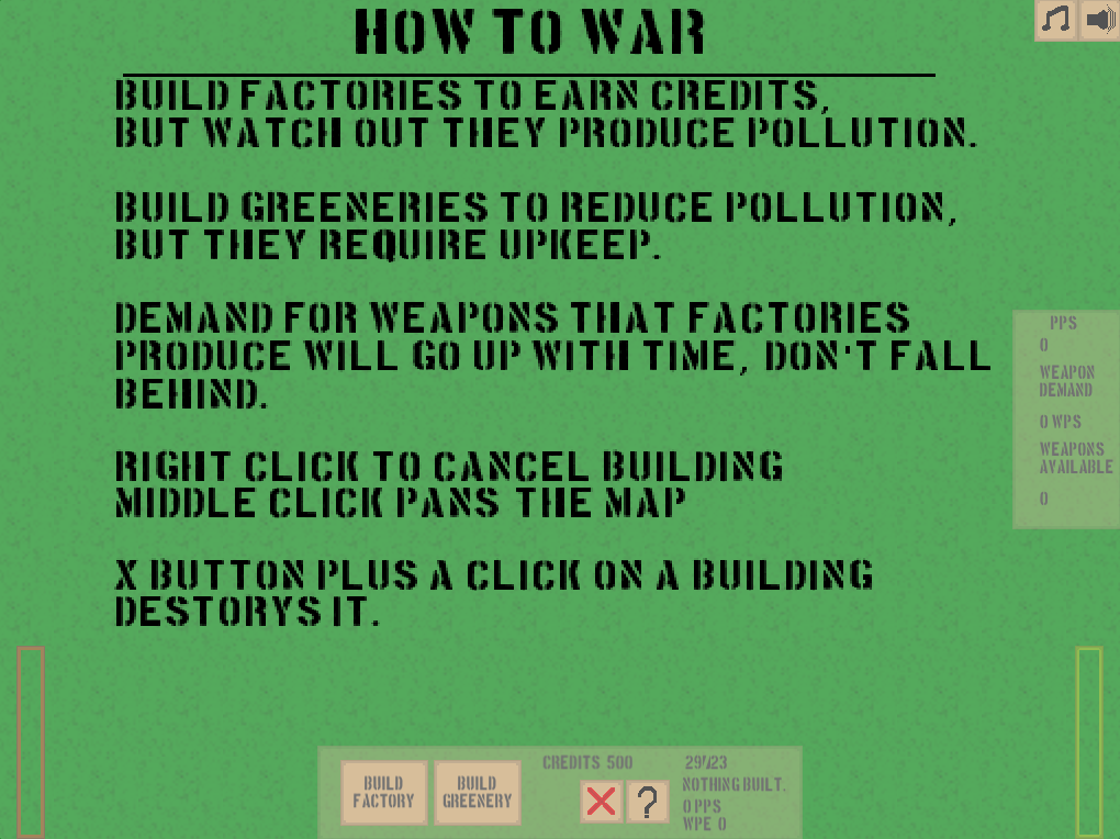 How To War