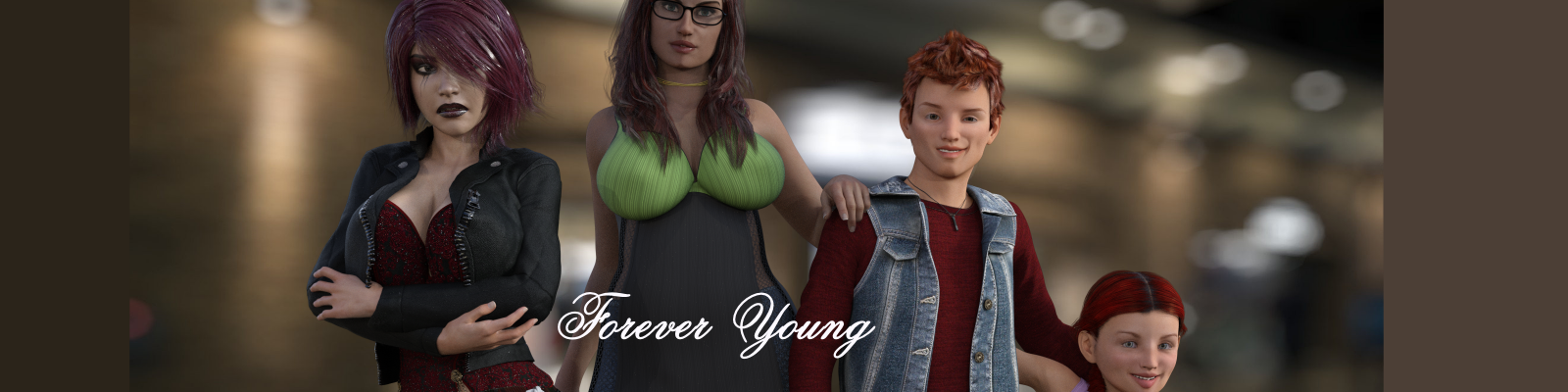 Forever Young - Demo