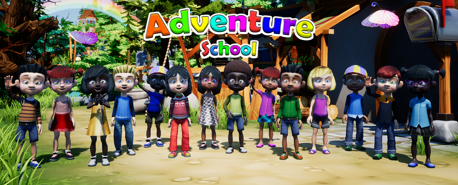 Adventure School - Demo