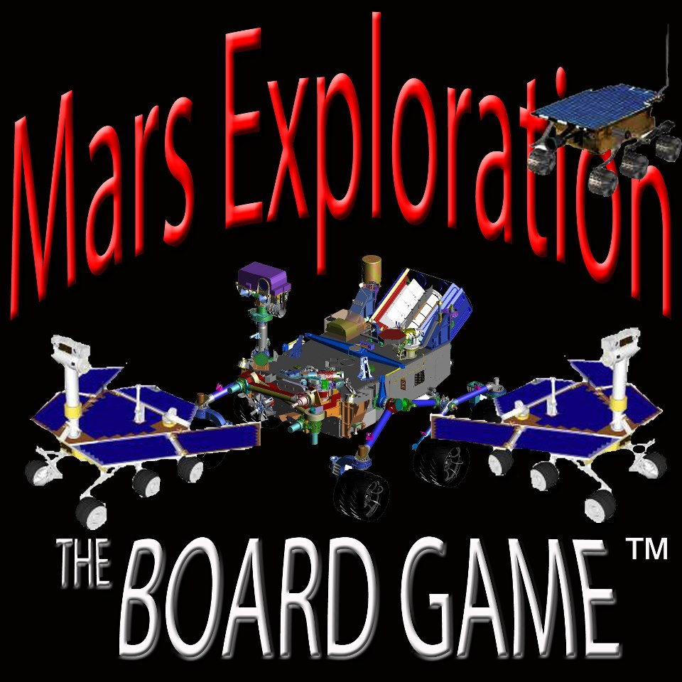 Mars Exploration the Board Game