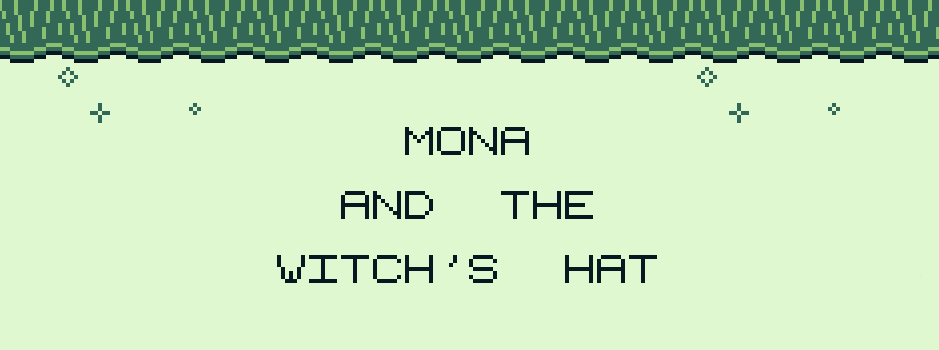 Mona and the Witch's Hat