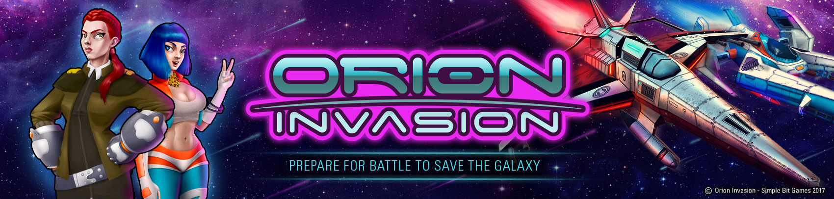 Orion Invasion