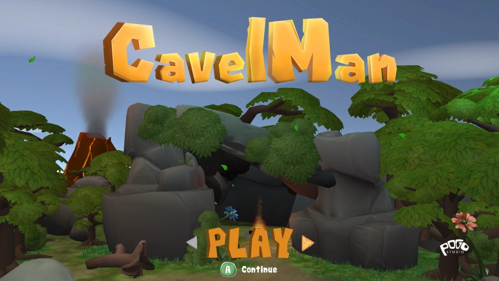 CavelMan (2016)
