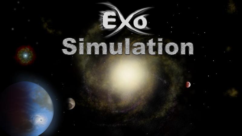 Exo Simulation