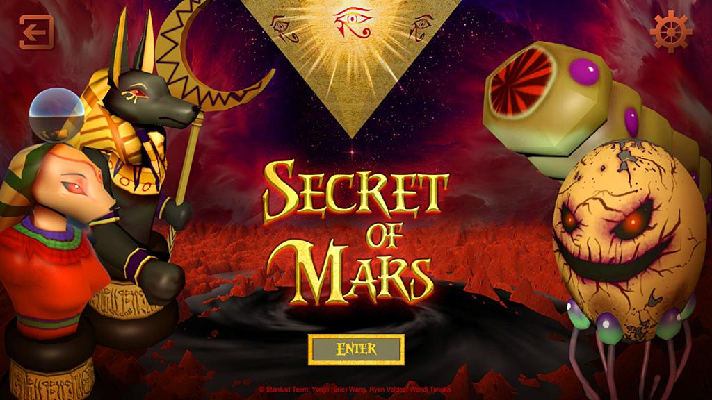 Secret of Mars