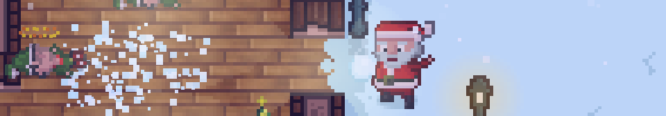 Naughty Elves - Christmas puzzle game
