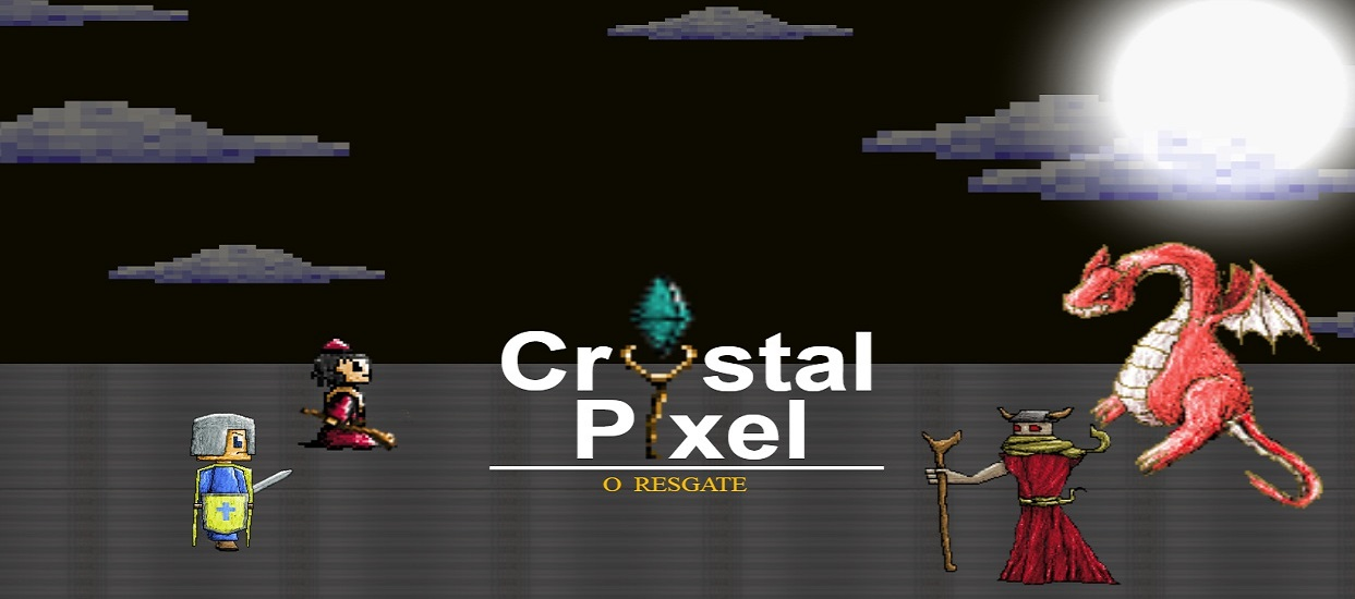 Crystal Pixel - O Resgate