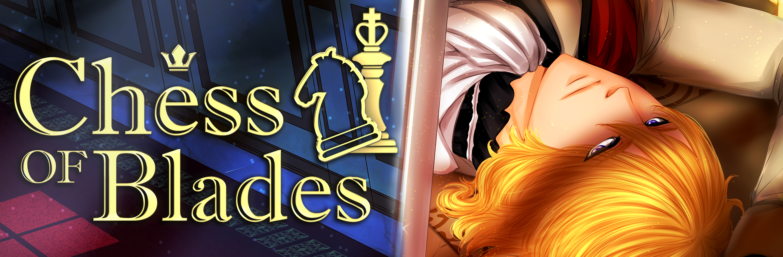 Chess of Blades (BL Visual Novel)