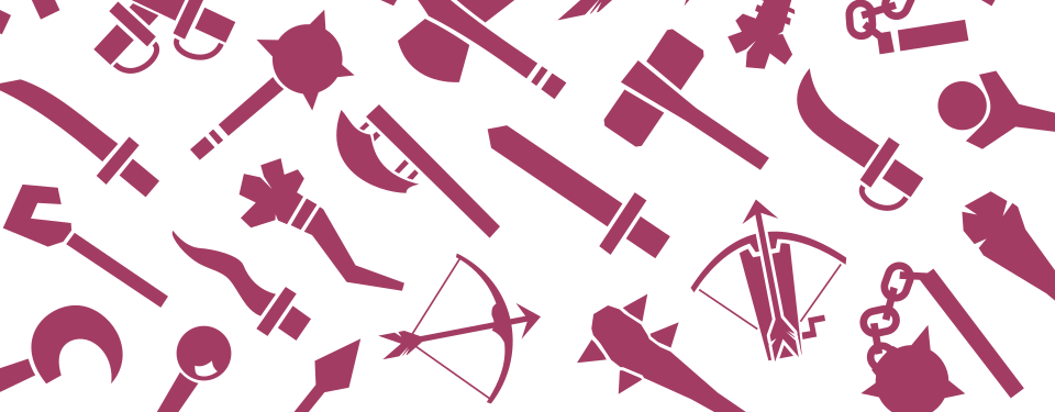 RPG Weapon Icons