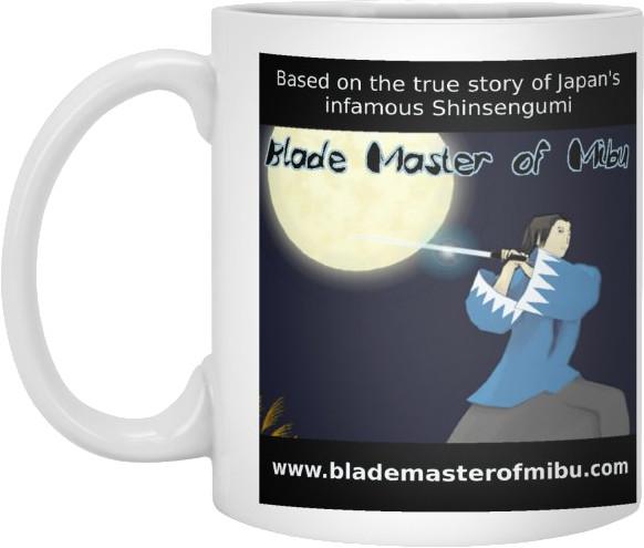 Blade Master of Mibu Mug