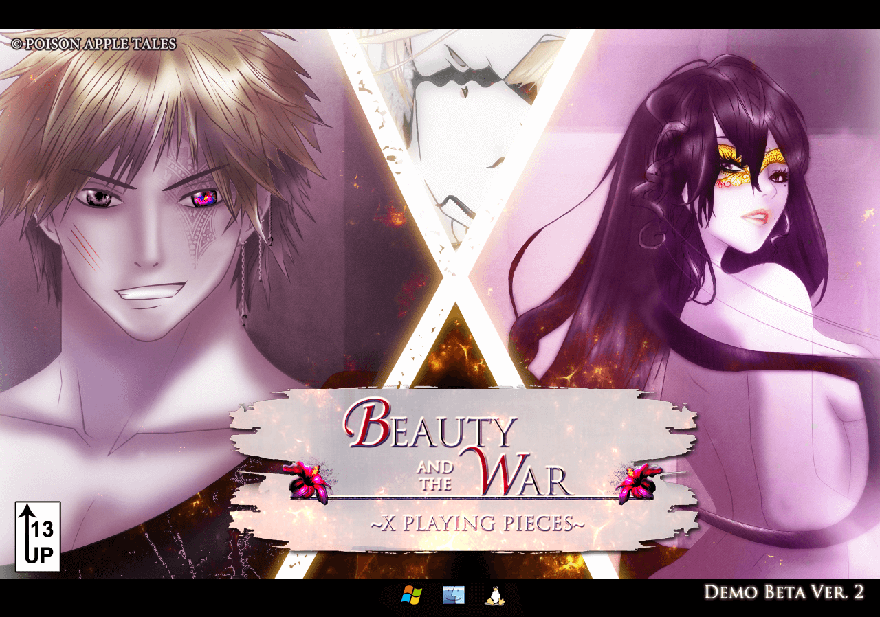 Beauty and the War (X Playing Pieces) Demo Beta Ver. 2