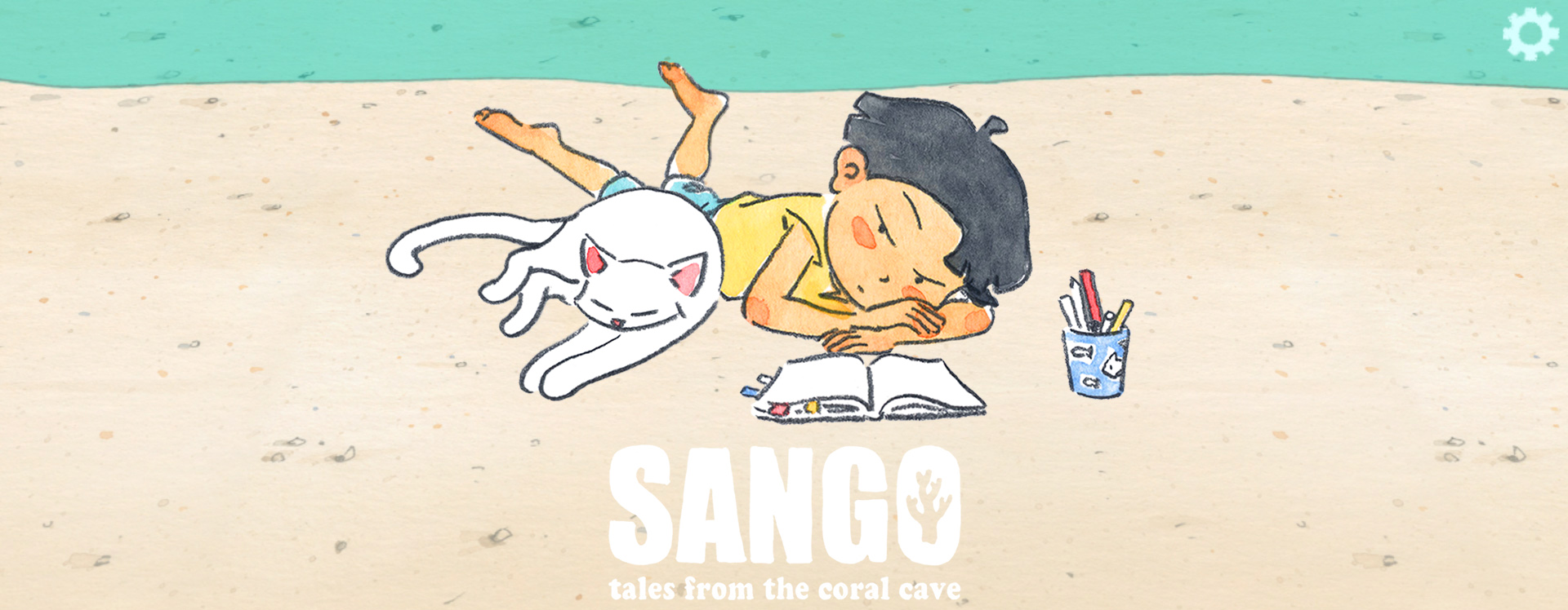Sango - Tales from the Coral Cave