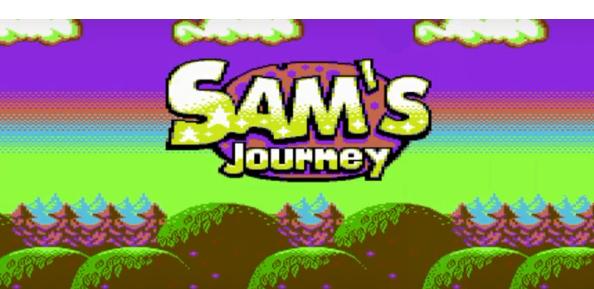 Sam's Journey (C64)