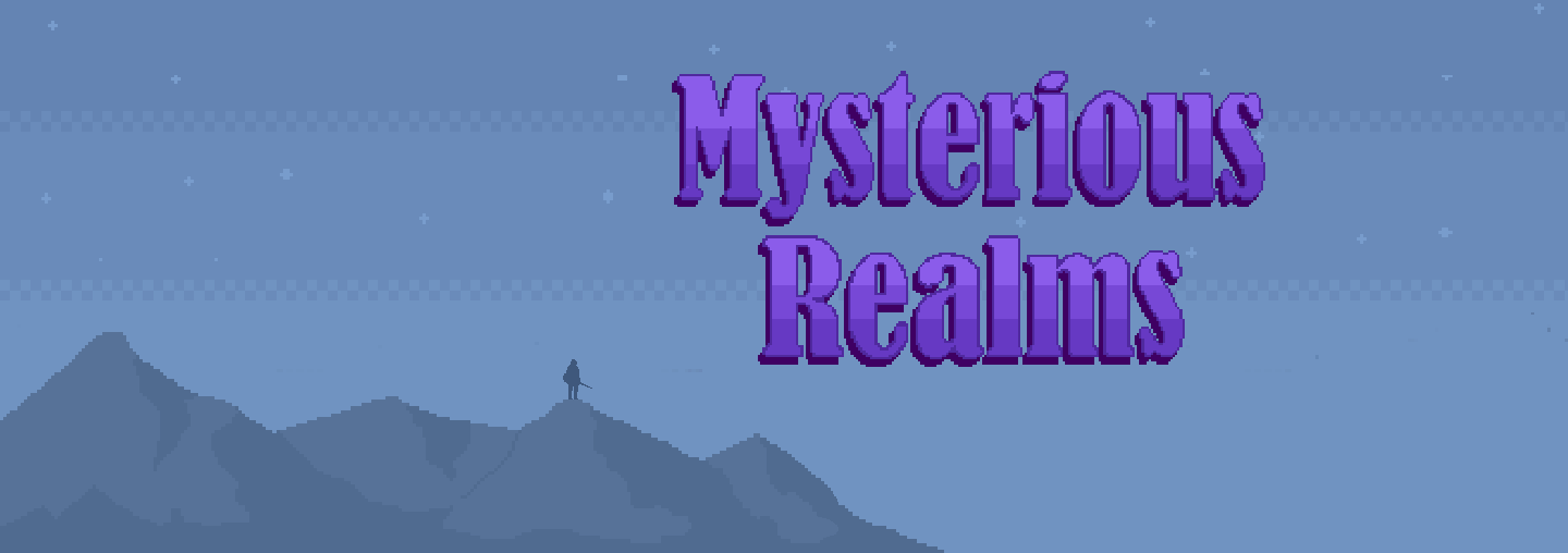 Mysterious Realms RPG Demo
