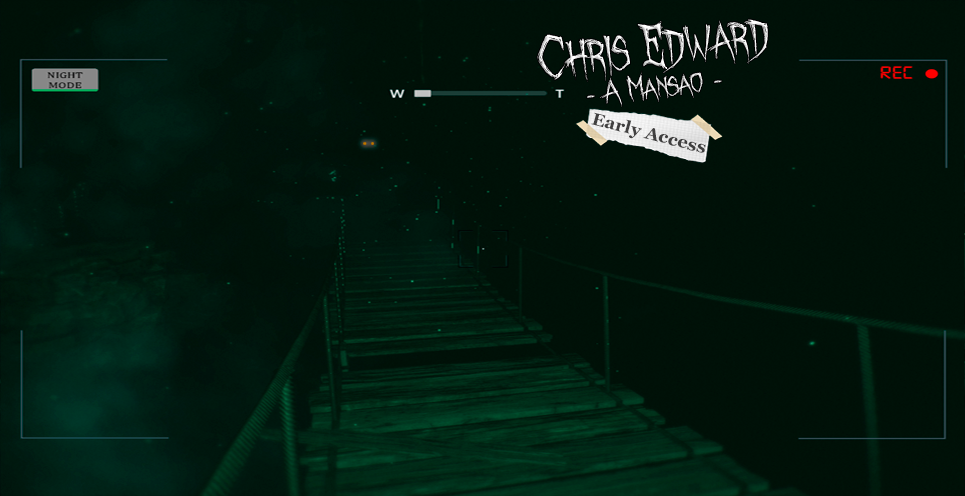 Chris Edward: A Mansão