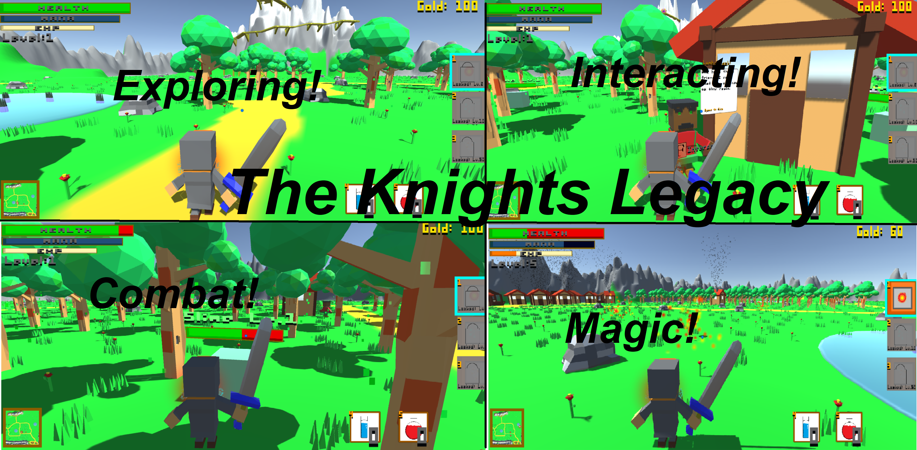 The Knights Legacy
