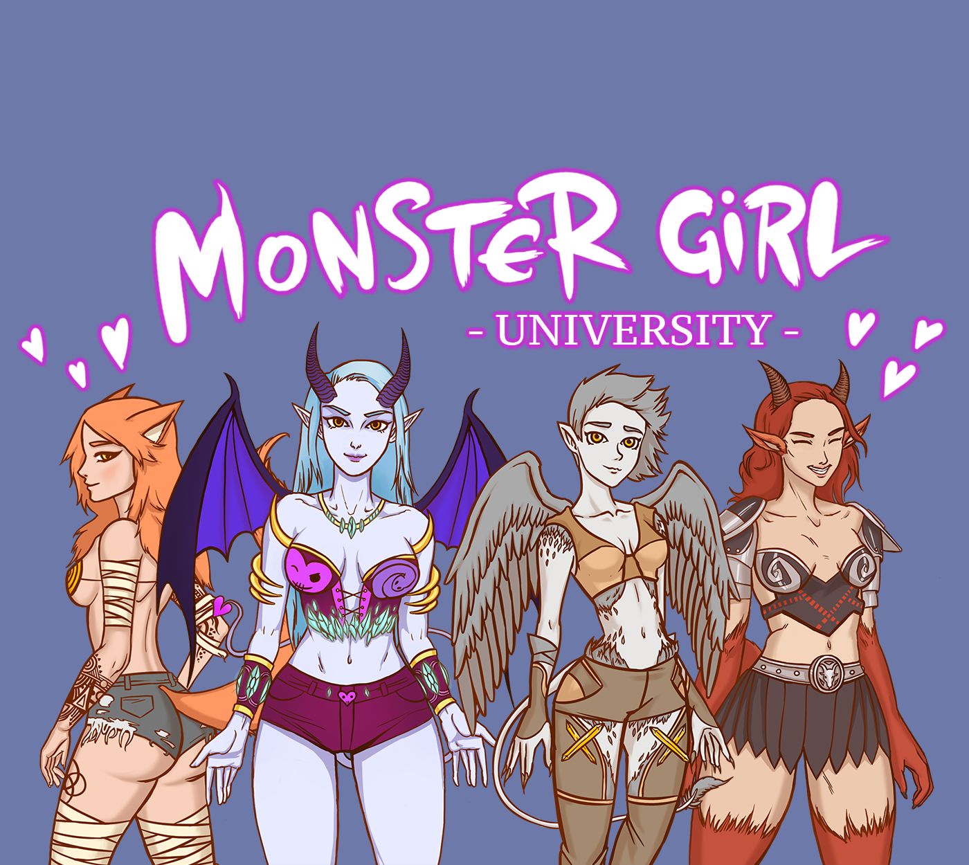 Monster Girl University