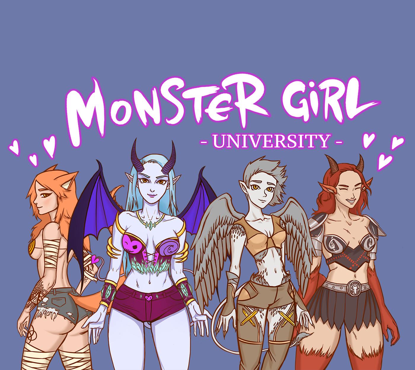 Monster Girl University