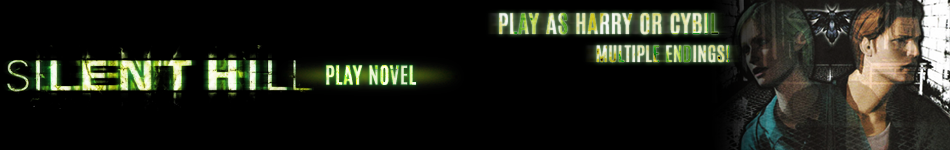 Silent Hill: Play Novel (PC Port)