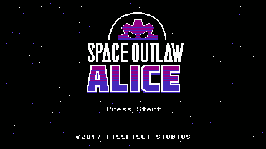 Space Outlaw Alice