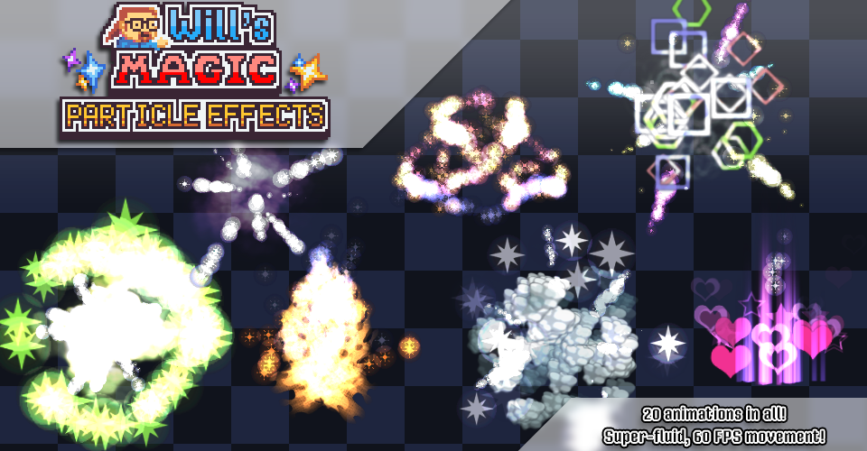 Will's Magic Particle Effects