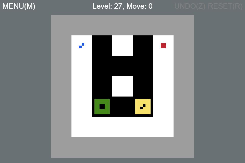 Game screenshot - level 27