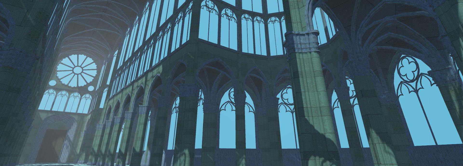 Dédale Gothique