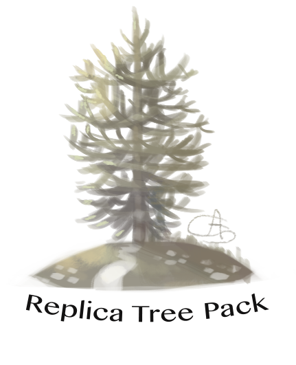 Replica Tree Pack