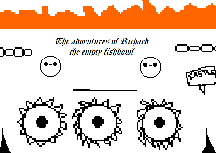 Richard the Lovely Fish  Bowl