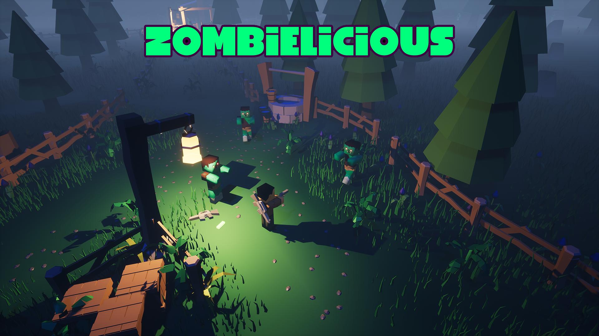 Zombielicious (BETA)