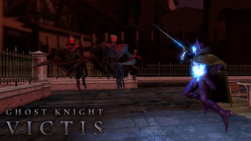 Ghost Knight Victis - AGDG Demo Day 18