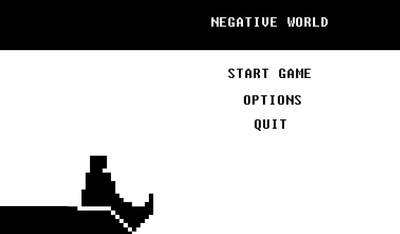 Negative World