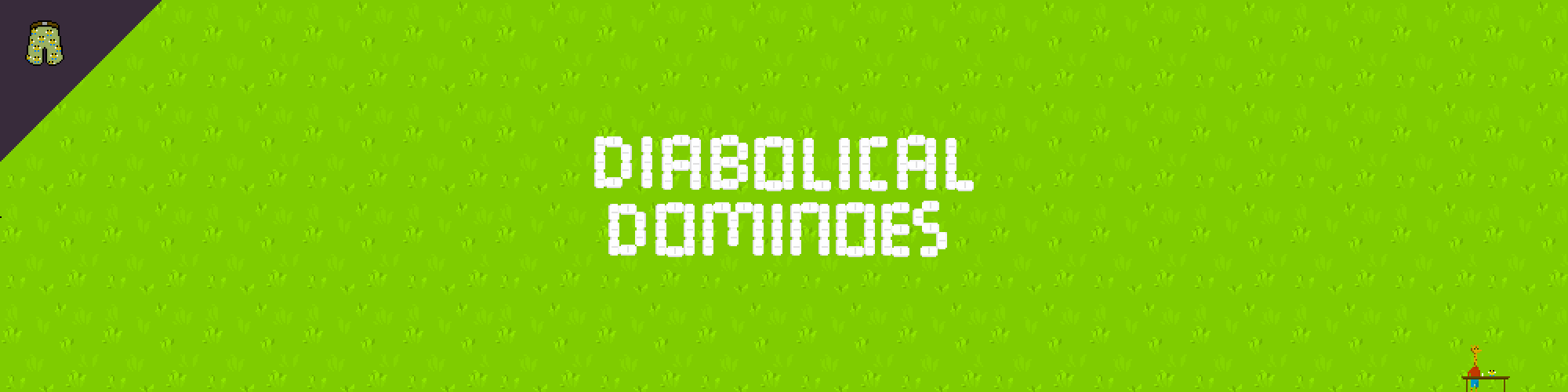 Diabolical Dominoes