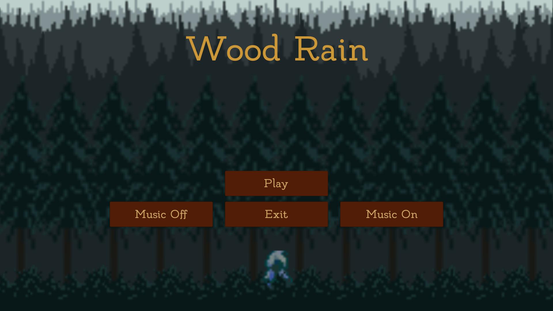 Wood Rain