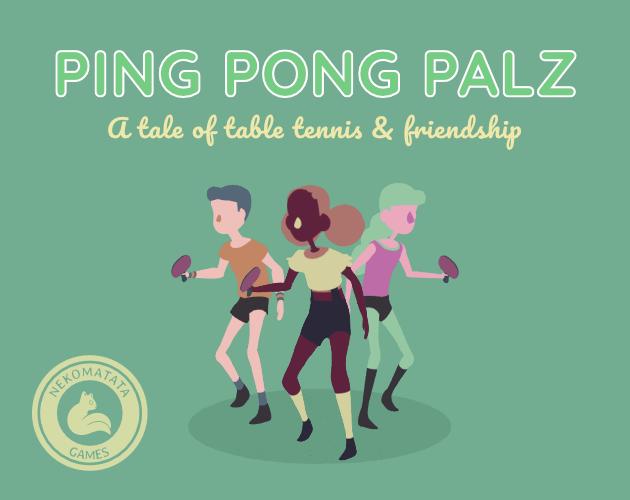 Ping Pong Palz