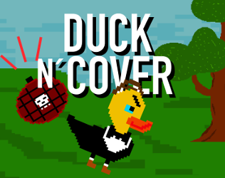Duck 'n' Cover banner