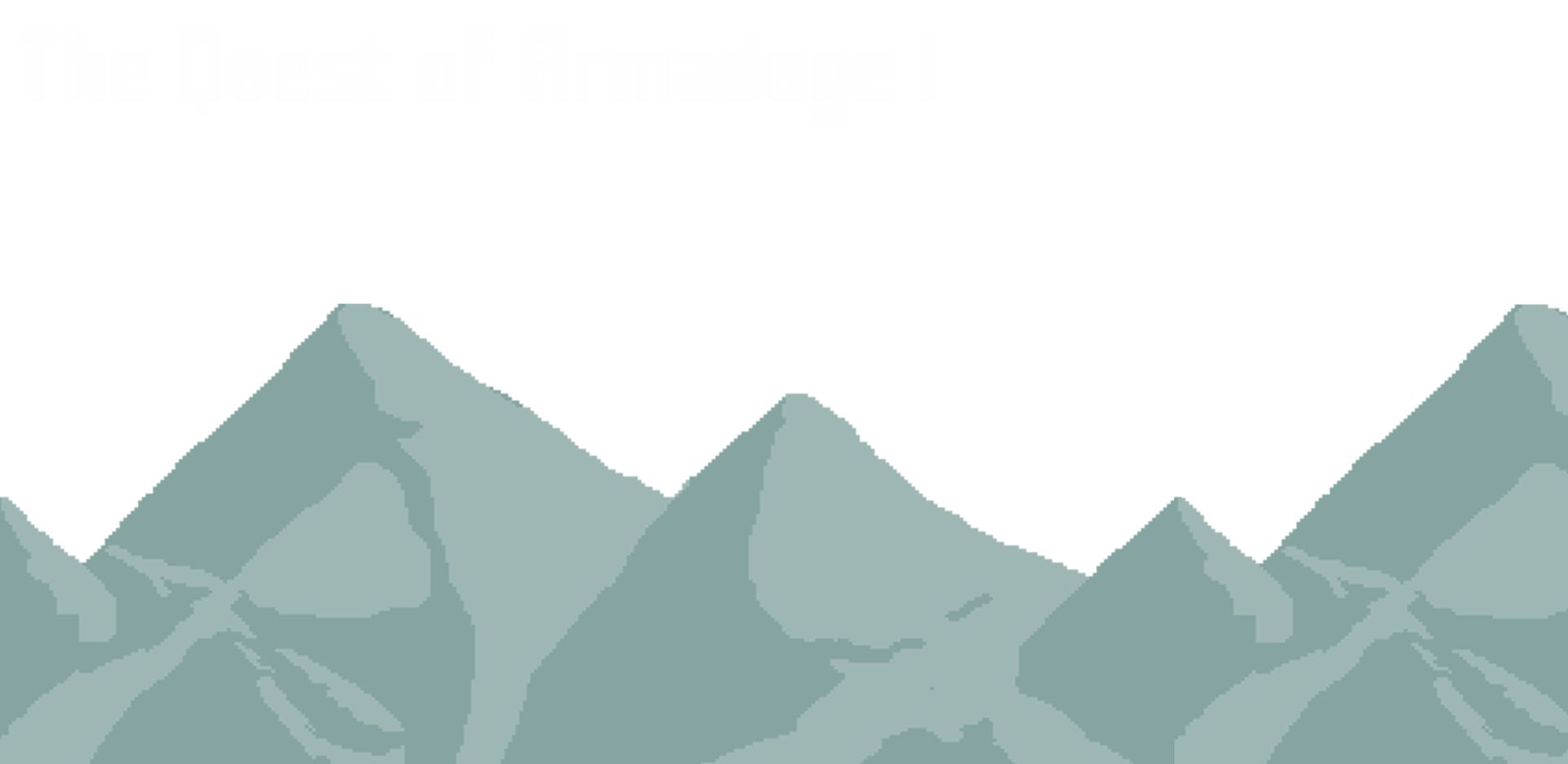 The Quest of Armadoge I