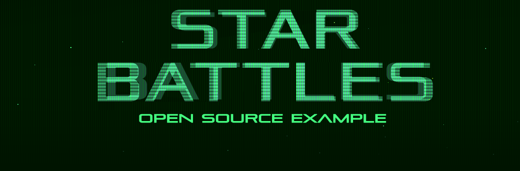 Star Battles - Fusion Open Source Example