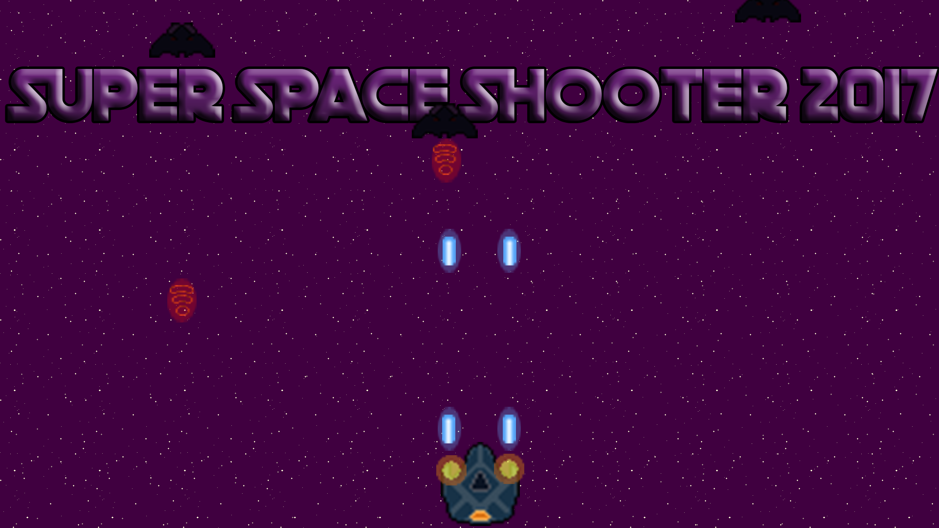 Super Space Shooter 2017