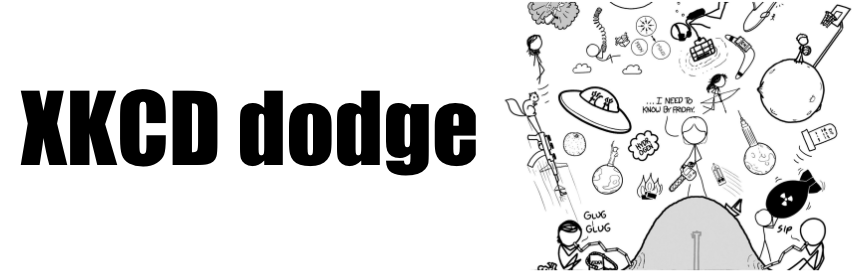 XKCD dodge