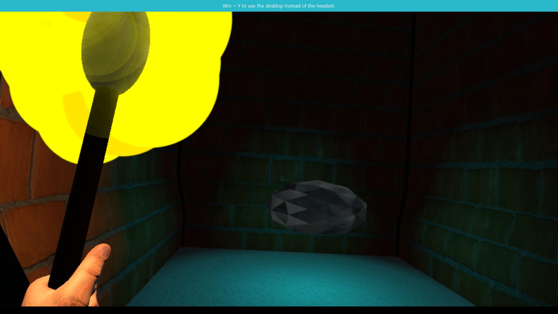 VR Maze Runner