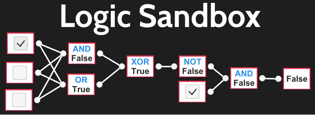 Logic Sandbox