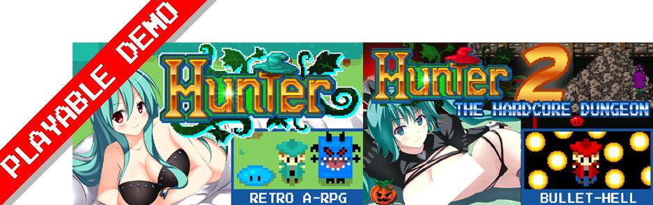 Hunter 1+ Hunter 2
