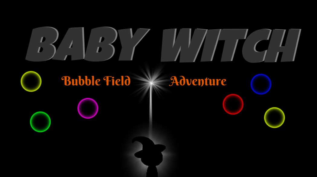 Baby Witch Bubble Field Adventure