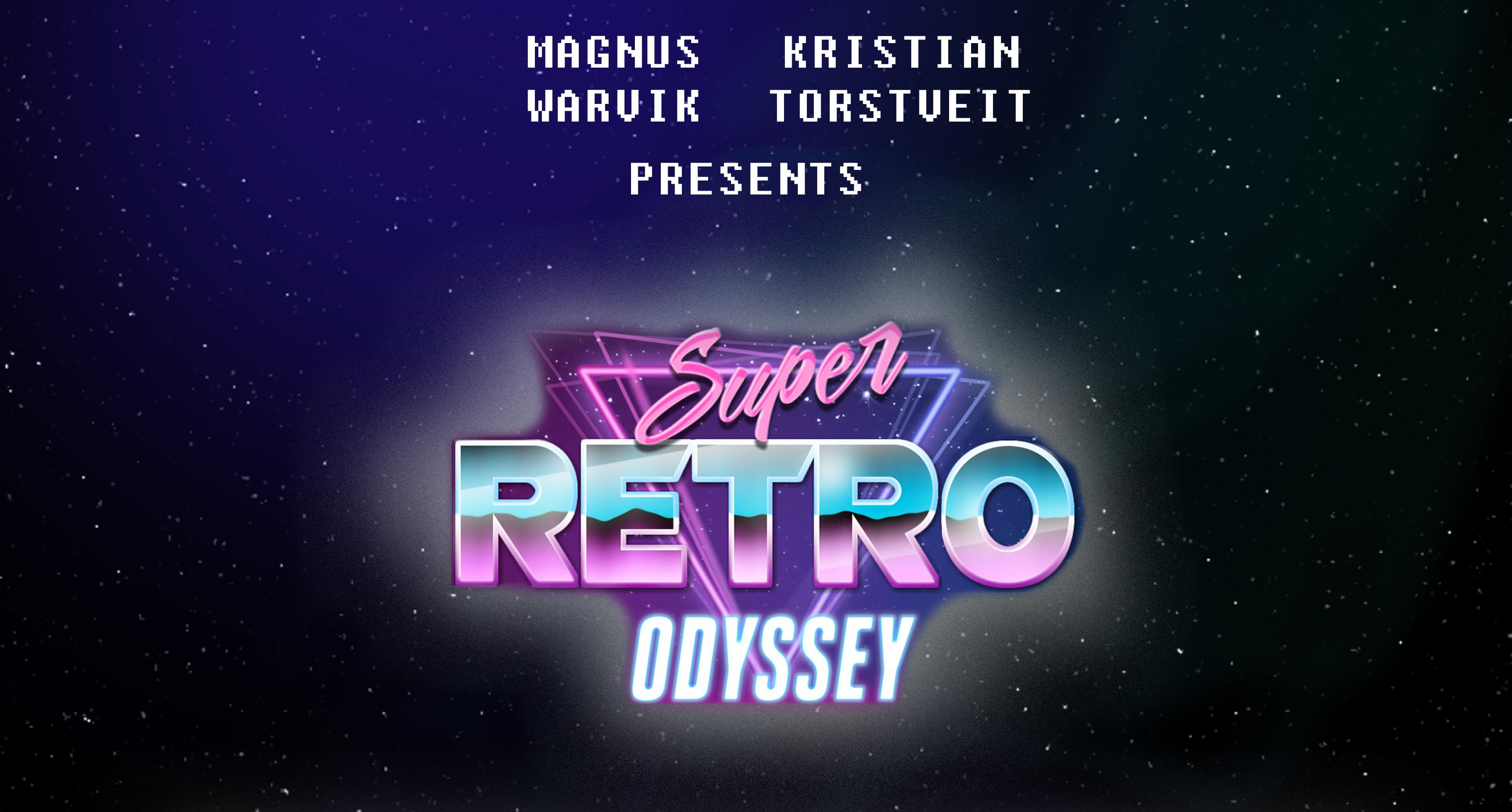 Super Retro Odyssey