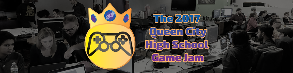 2017 Queen City High School Game Jam
