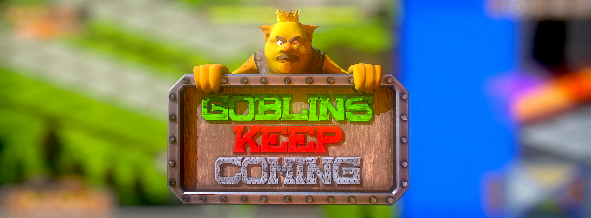 Goblins Keep Coming! - Tower Defense