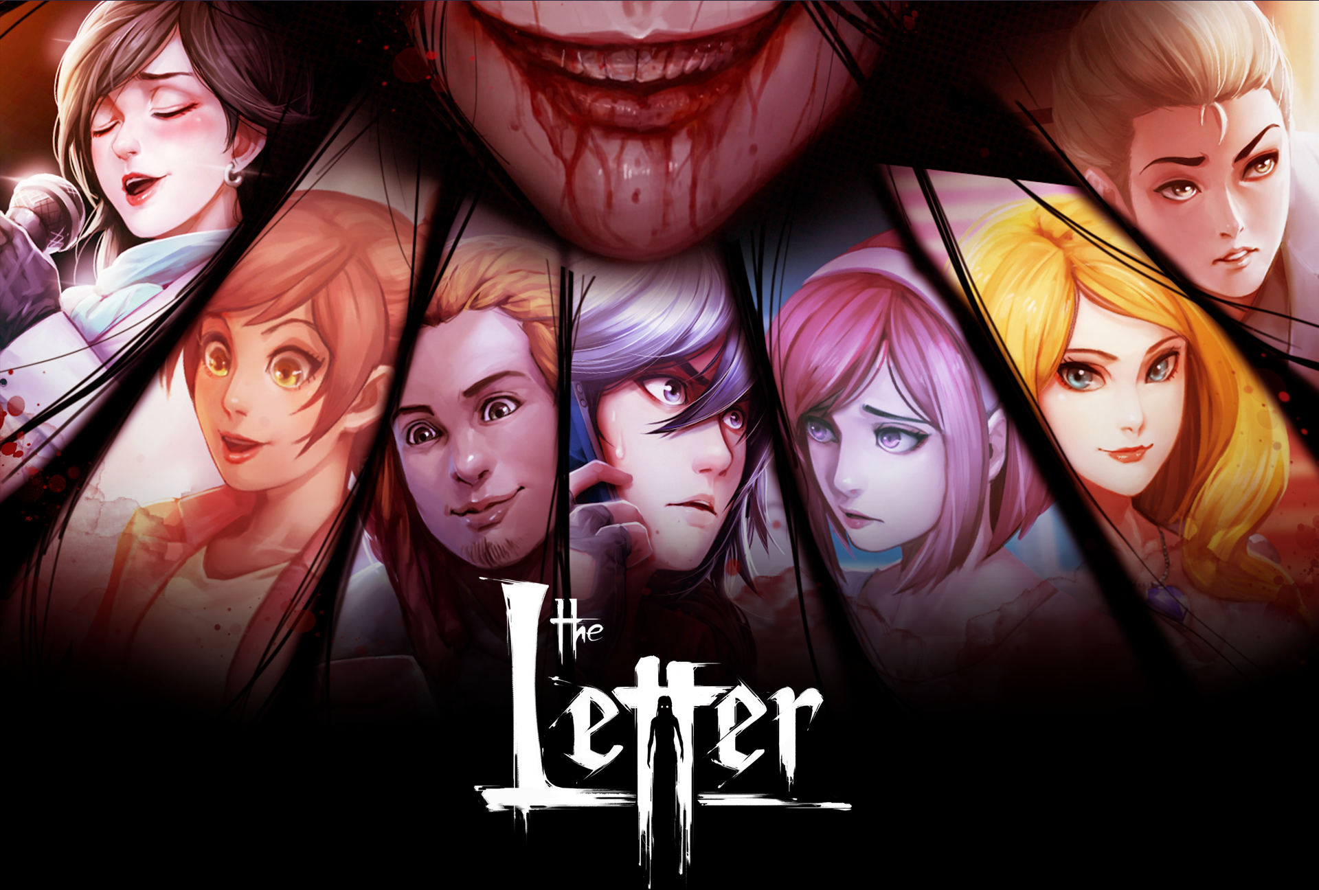 The Letter - Horror Visual Novel